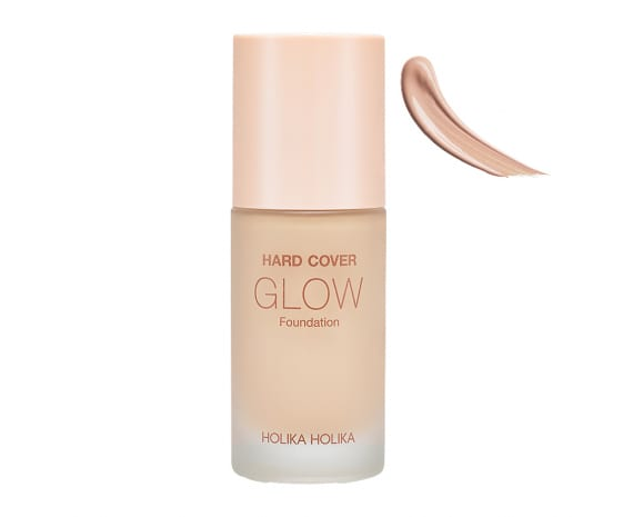 Hard Cover Glow Foundation 03 Sand Ivory