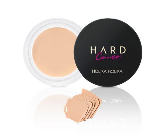 Hard Cover Cream Pot Concealer 01 Warm Ivory
