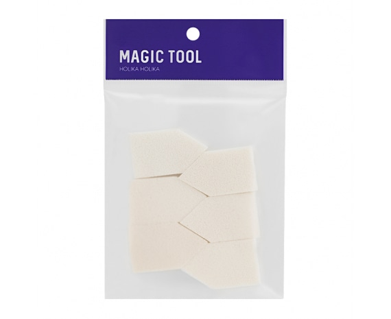 Magic Tool Foundation Sponge (6 pcs)