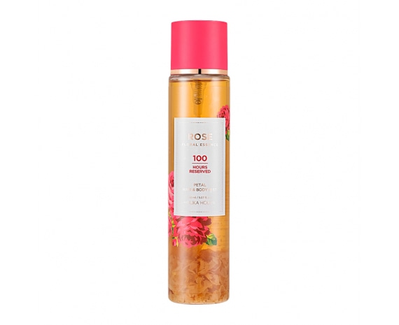 Rose Floral Essence Petal Hair & Body Mist