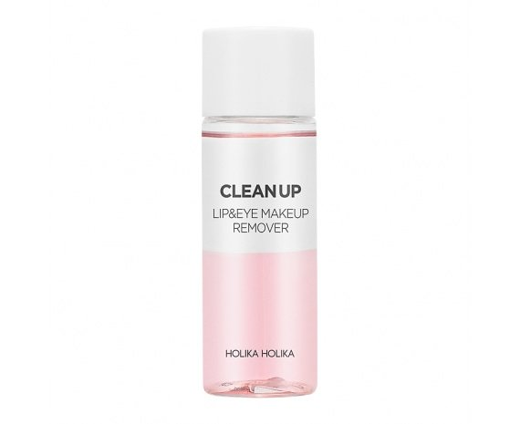 Clean Up Lip & Eye Makeup Remover 100 ml