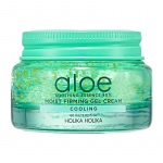 Aloe Soothing Essence 80% Moist Firming Gel Cream Set