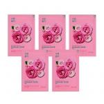 Pure Essence Mask Sheet - Damask Rose (5 pcs)
