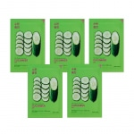 Pure Essence Mask Sheet - Cucumber (5 pcs)