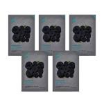 Pure Essence Mask Sheet - Charcoal (5 pcs)