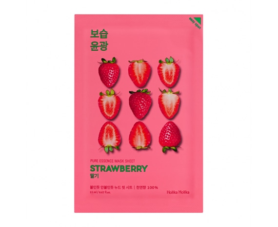Pure Essence Mask Sheet - Strawberry