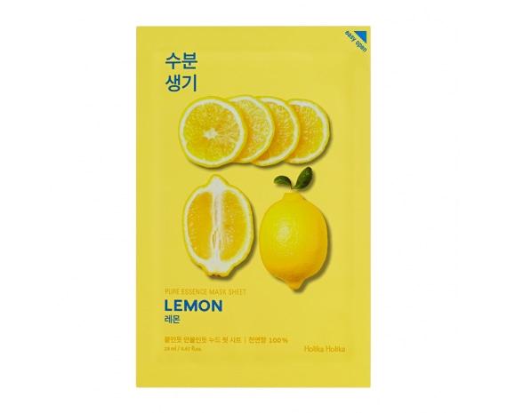 Pure Essence Mask Sheet - Lemon