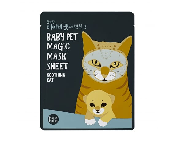 Baby Pet Magic Mask Sheet (Cat)